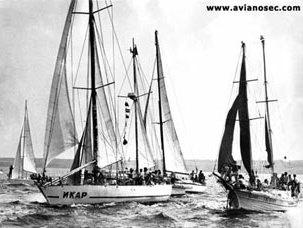 Отважный экипаж во главе с капитаном Борисом Немировым провел в море 326 суток.