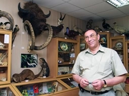 Директор Владимир Петров: – В музее живет история и дух зоопарка.