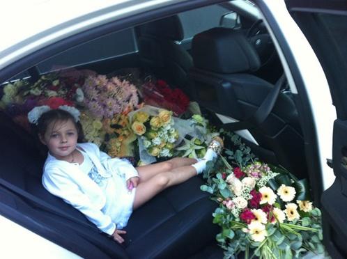 Ариадна Волочкова, по мнению своей мамы, с каждым днем становится на нее похожей.