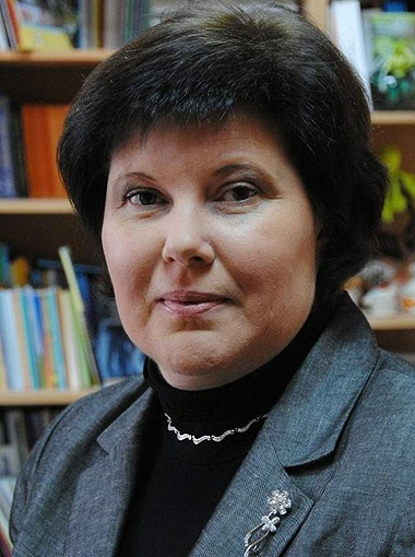 Руководитель Центра «Ла Страда - Украина» Катерина Левченко.