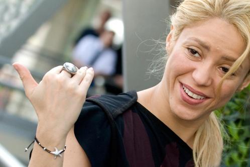 Шакира без макияжа. Фото SplashNews.