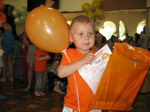 Никита Царенко обошел шесть соперников и стал победителем в своей возрастной группе