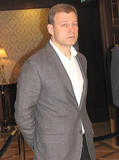 Президент Премьер-лиги Виталий Данилов.