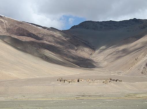 Гималайские пейзажи кажутся неземными.