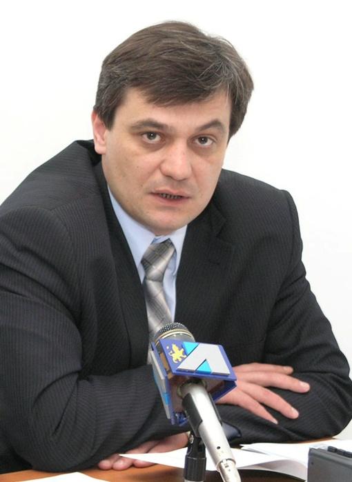 Главный медик Львова Владимир Зуб