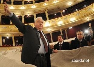 Генеральный директор Львовской оперы Тадей Эдер