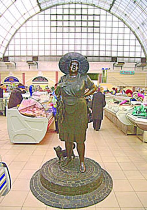 Тетя Соня – олицетворение всезнающей одесситки.