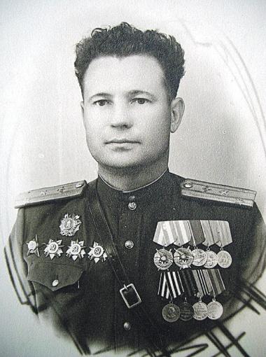 «Иконостас» летчика-штрафника.