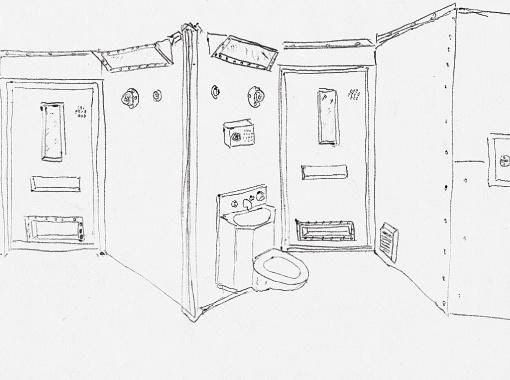 Эти рисунки Виктор сделал для читателей «КП».