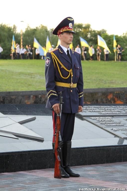 В Донецке вспомнили 22 июня 1941 года. Фото: Павел Колесник.