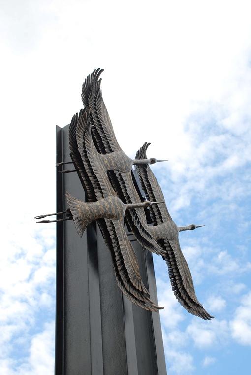 Такого памятника нет больше нигде на всей территории бывшего Союза