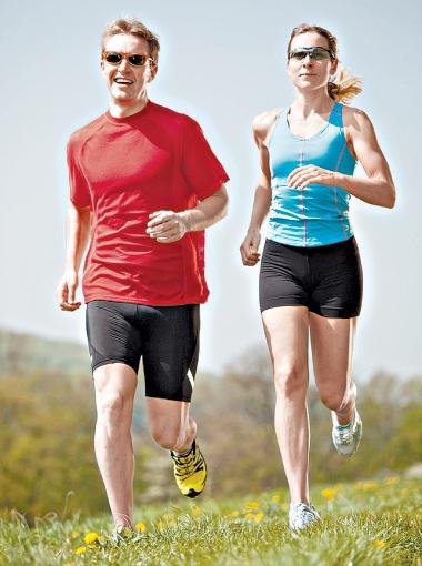Чтобы жить дольше, больше двигайтесь и меньше ешьте.