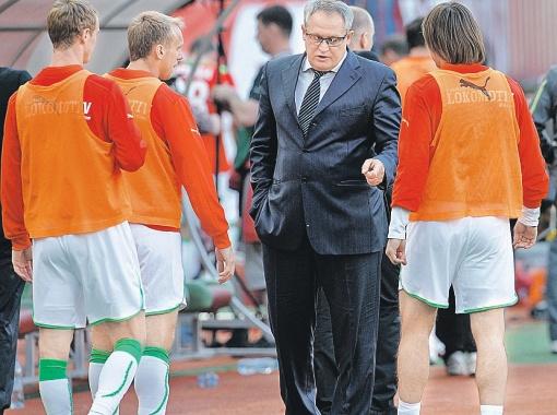 Юрия Красножана уволили из «Локомотива» с намеком на то, что он участвовал в «договорняках».