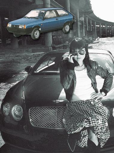В гараже Ирэны Реонольдовны несколько автомобилей, в том числе и Bentley.