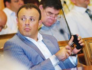 Депутат горсовета Дмитрий Спивак