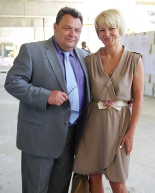 Ирина Коврижных всегда старается выглядеть достойно.