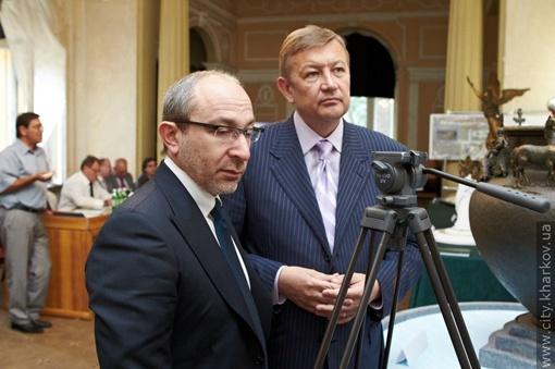 Фото пресс-центра Харьковского городского совета.
