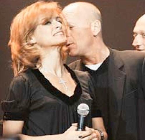 Тина и Брюс познакомились в Москве в 2006-ом году. Фото: Рамиля ГАЛИ