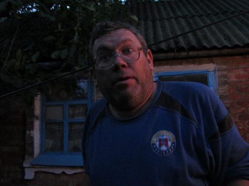 Вызывать «скорую» мужчина не стал. Фото: Николай Рябченко.