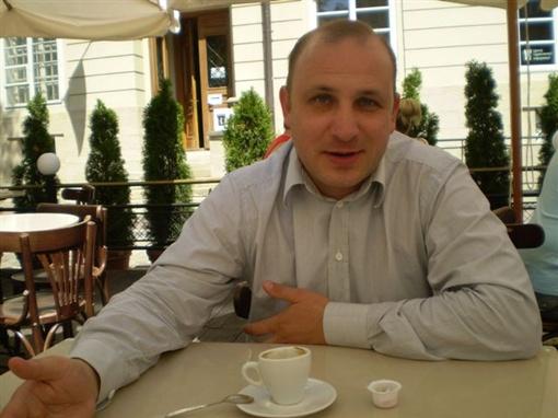 Депутат облсовета Святослав Шеремета: - К соборности у нас отношение святое!