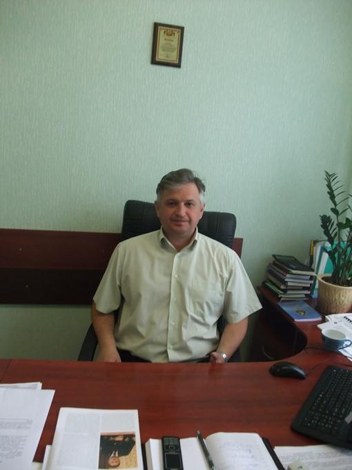 Начальник отдела государственной исполнительной службы Главного управления юстиции в Черниговской области Олег Шерман.
