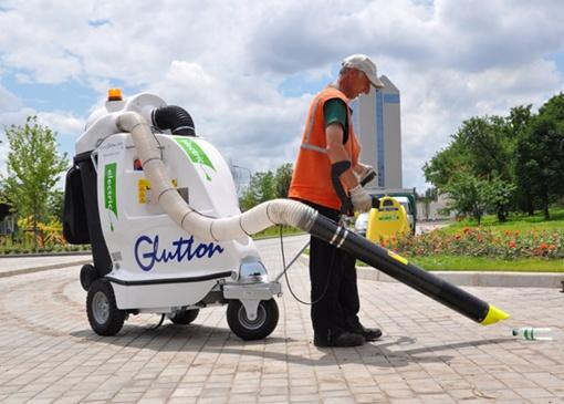Такой пылесос стоит 291 тысячу гривен. Фото: www.ostro.org.