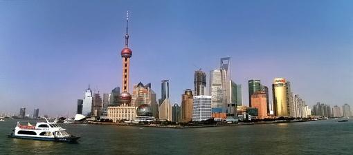 А раньше у нас в стране «Шанхаем» называли трущобы…