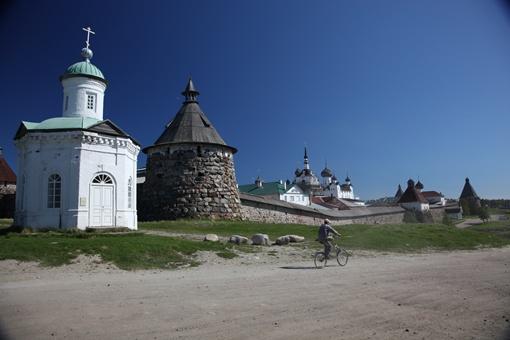 Соловецкий монастырь был построен еще в середине XV века. Фото Зои КИНАХ