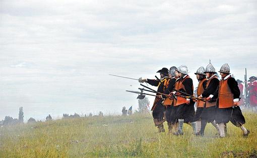 Пляшево превратилось в настоящее поле битвы казаков и мушкетеров.