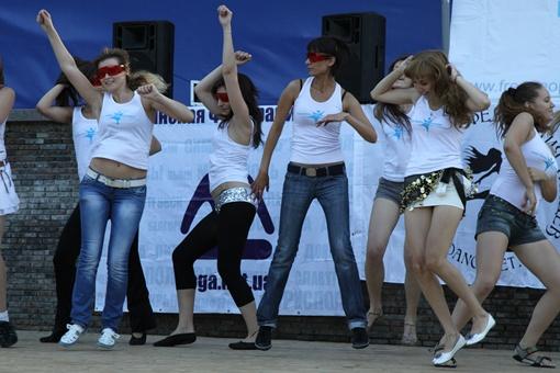 Многообразия образов и танцев. Фото: Павел Колесник.