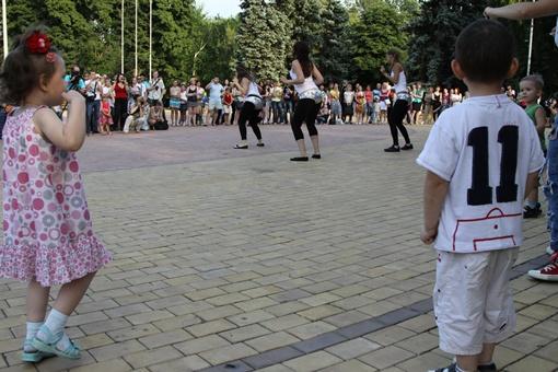 Маленькие танцоры. Фото: Павел Колесник.