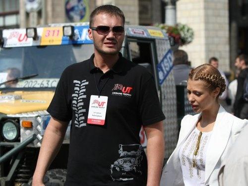 Ольга и Виктор Януковичи. Фото УНИАН.