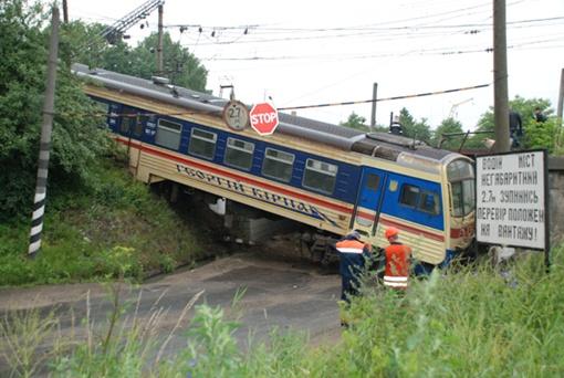 Вчера стала известна причина чрезвычайного происшествия. Фото пресс-службы ГУ МЧС во Львовской области.