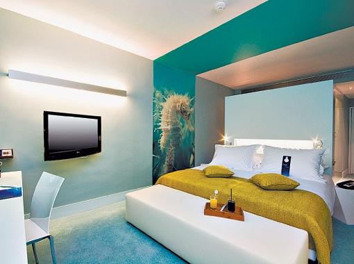 246 комфортабельных номеров к услугам отдыхающих.