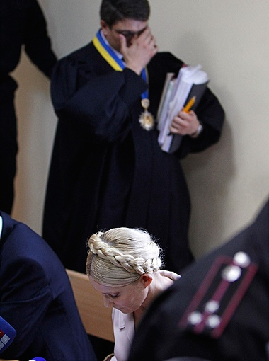Тимошенко и Киреев объявили друг другу войну.