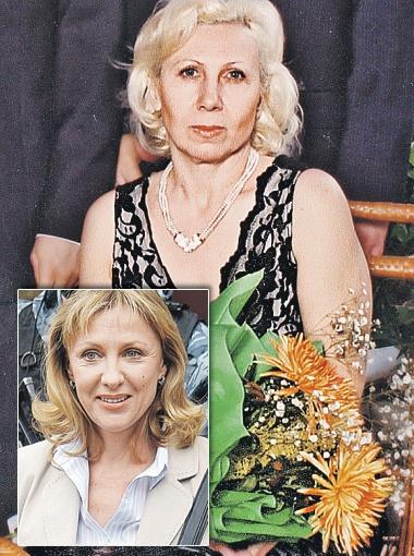 Недавно Татьяна весила 85 кг. А теперь ее снова принимают за Яковлеву (фото в углу).
