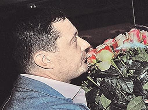 А Дмитрий, жених Ани, ждал... Фото Милы Стриж.
