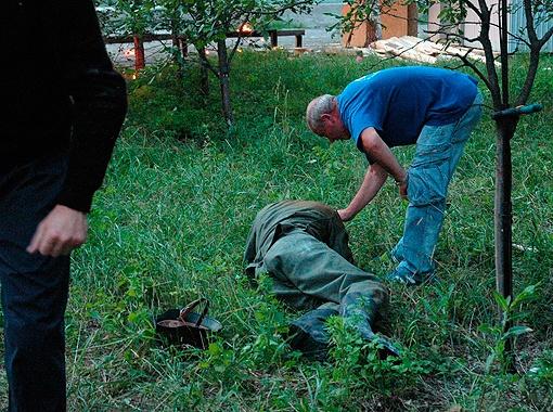 Один из пострадавших каскадеров Константин Фомин.