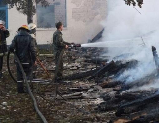 Фото с места происшествия. zahid.net