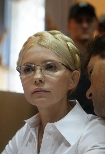 Тимошенко отказалась от старого защитника, а теперь просит время на поиски нового. Фото УНИАН.