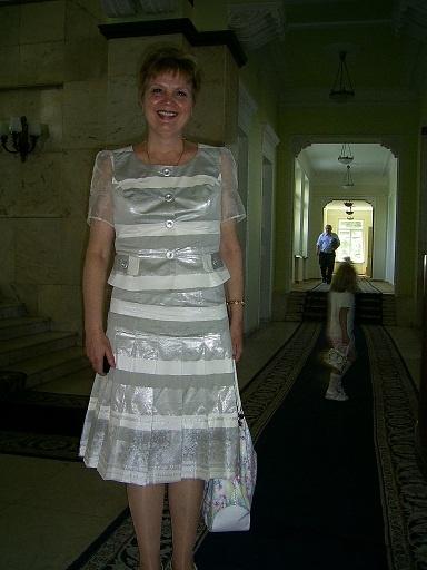 Депутат облсовета Людмила Белова. Фото автора.