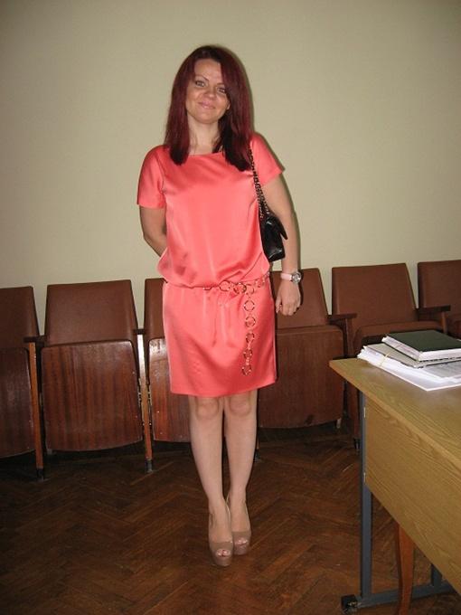 Депутат горсовета Татьяна Чечетова-Терашвили. Фото автора.