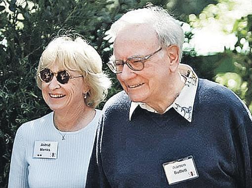 В 76 лет Уоррен Баффетт женился на женщине, с которой жил почти 30 лет.