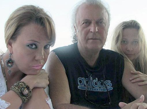 В Ялте Илья Резник с супругой Ириной и певица Азиза смогли не только плодотворно поработать, но и немного отдохнуть. Фото из личного архива Ильи Резника.