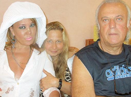 Обычно на отдыхе Илья Рахмиэлевич и его супруга Ирина не планируют рабочие встречи. Но для Азизы сделали исключение. Фото из личного архива Ильи Резника.