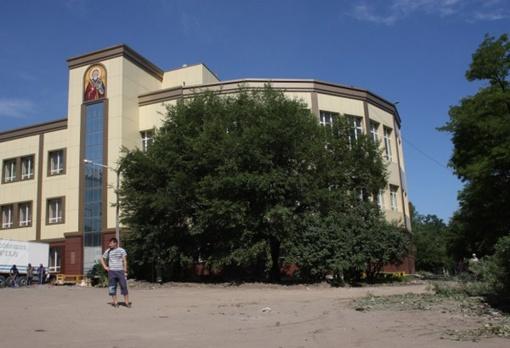 Реконструкция парка будет закончена к началу 2012 года. Фото: www.62.ua.