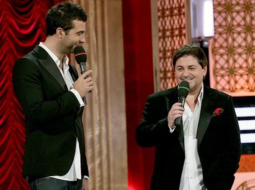 Иван Ургант и Александр Цекало уже несколько лет смешат телезрителей.