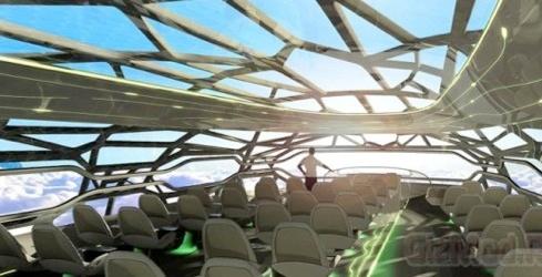 Двигающиеся кресла позволят любоваться небесными пейзажами. Фото: С сайта gizmodo.ru
