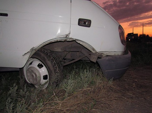 Пострадало только авто. Фото: 0629.