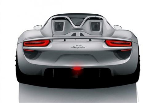 Porsche 918 Spyder владельцем которого станет украинский автолюбитель.